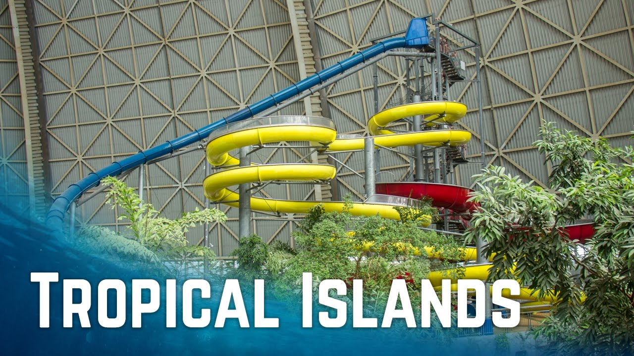 Tropical Islands - die Tropen in der Lausitz
